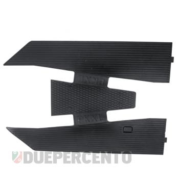 Tappeto pedana in gomma nero per Vespa PK50-125/ FL/ HP/ N/ Rush/ XL/ XL2