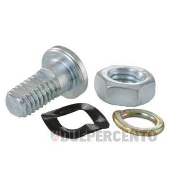 Kit montaggio leva fissaggio cavo aria per Vespa 50/special/ET3/PV/PK50-125/S/XL