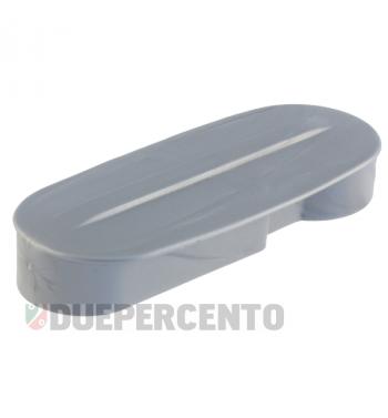 Coperchio mozzo grigio per Vespa  PX125-200/PE/Lusso/`98/MY/Cosa, adatto anche PK50-125/ S/ XL/ XL2