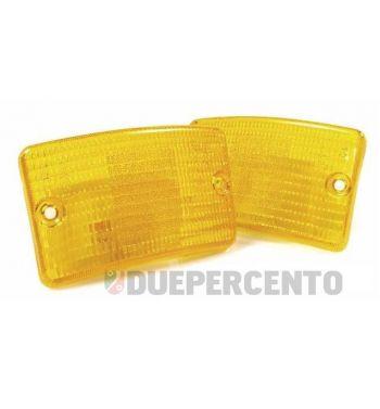 Kit vetri frecce anteriori arancioni per Vespa PK50-125 XL/ RUSH/ XL2/ N/ FL/ HP