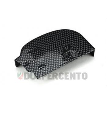 Coperchio preselettore marce carbon look per Vespa 125 GTR 2°/150 Sprint V 2°/Super 2°/200 Rally 2°/PX125-200/PE/Lusso /Cosa