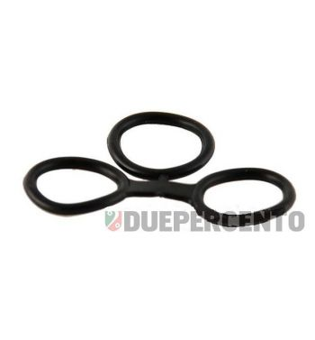 Kit o-ring disco parapolvere per Vespa PX125-200/ T5/ GT/ GTR/ Sprint/ Rally