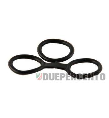 Kit o-ring PIAGGIO disco parapolvere per Vespa PX125-200/ T5/ GT/ GTR/ Sprint/ Rally