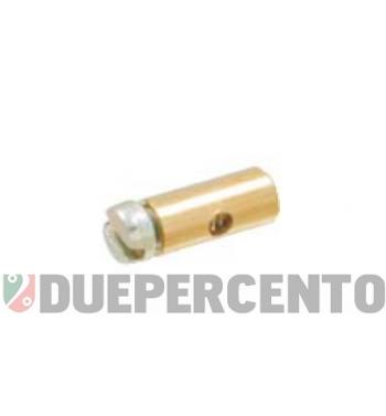 Morsetto acceleratore ø 4 x 9 mm, per Vespa 50/ 50 special/ ET3/ PK50-125/ PX125-200/Rally/ GTR/ GL