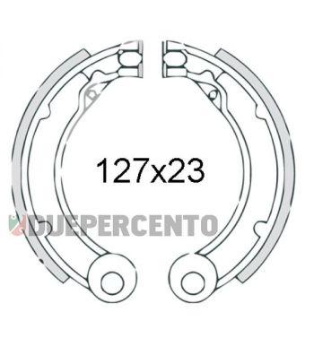 """Ganasce freno posteriore RMS 8"""", d127x23 per Vespa 125-150 VNB4-6T/ VBB2T"""