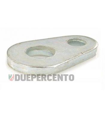 Piastrina montaggio cavo contachilometri, per Vespa PK/ S/ XL/ FL/ HP/ N/ XL2/ PX/ T5/ Cosa
