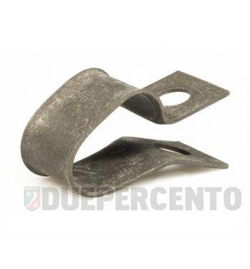 Piastrina passacavi per cuffia motore per Vespa 50/ 50 Special/ ET3/ Primavera/ PK50-125