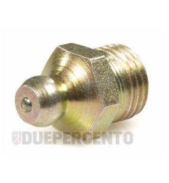 Ingrassatore M8 x 1.0 mm snodo molla per Vespa 125 V1-TS/ 150 VL-Super/ Rally/ P150S