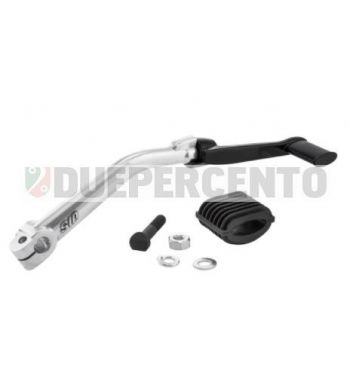 Pedalina accensione girevole SIP lucidato / nero, per Vespa PX125-200/ P200E/ Arcobaleno/ `98/ MY/ `11/ Cosa
