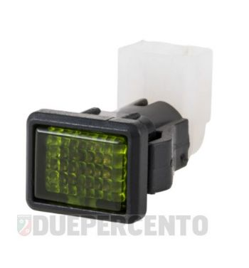 Spia luce verde manubrio per Vespa P125-150X/ PX125-200E/ P200E