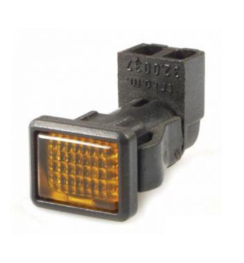 Spia luce arancione manubrio per Vespa P125-150X/ PX125-200E/ P200E