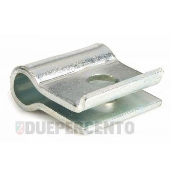 Piastra di fissaggio SIP per marmitta a siluro per Vespa 50/ 50 Special/ N/ L/ R/ S/ ET3/ Primavera