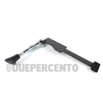 Cavalletto laterale CUPPINI per Vespa PX/ PE/ `98/ MY/ `11/ T5/ Rally/ TS/ GT/ GTR/ SS180/ GS160 - CROMATO