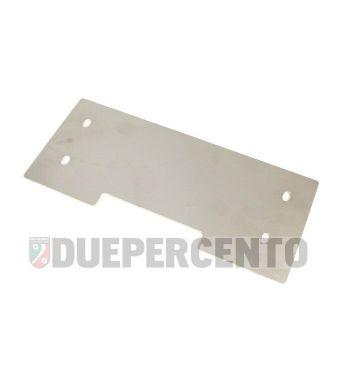Piastra di rinforzo cavalletto centrale / laterale, TD-Customs, per Vespa PX/ PE/ `98/ MY/ `11/ T5/ Rally/ TS/ GT/ GTR/ SS180/ GS160
