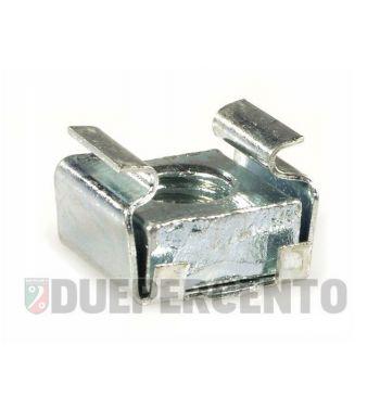 Dado M6 mm, piastra pedale del freno, per Vespa V50 R/ Special/ PV/ ET3/ PK/ PX/ T5