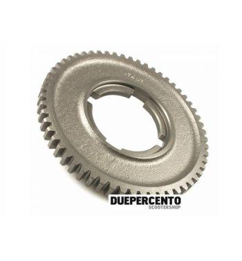 Ingranaggio 1a marcia z 57, FA ITALIA per Vespa 125 GT/ GTR/ TS/ 150 GL/ Sprint/ Sprint V/ P125-150X 1°