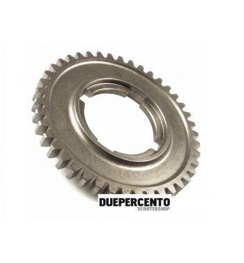 Ingranaggio 2a marcia z 42, FA ITALIA per Vespa 125 GT/ GTR/ TS/ 150 GL/ Sprint/ Sprint V/ P125-150X 1°/ '98/ MY/ '11/ T5