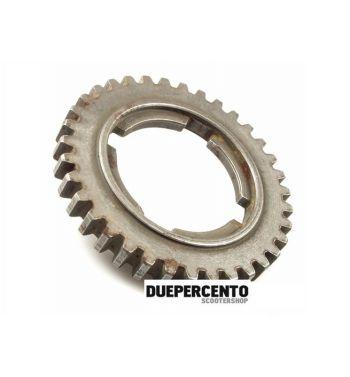 Ingranaggio 4a marcia z 35, FA ITALIA per Vespa 125 GT/ GTR/ TS/ 150 GL/ Sprint/ Sprint V/ P125-150X 1°