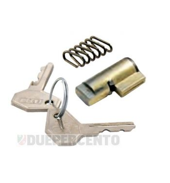 Serratura blocca sterzo ZADI l=31,5 mm, Ø 12 mm, per Vespa 50N/ L/ S/ 125 PV/ GT/ GTR/ Sprint/ 160 GS/ 180SS