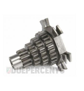 Ingranaggio multiplo 13-17-22-27 denti, per Vespa 125 Super 2°/150 Super/P150S 1°
