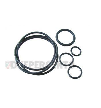 Kit o-ring motore per Vespa VNB/ TS/ VBA/ Rally/ PX125-200/ PE/ Lusso/ T5