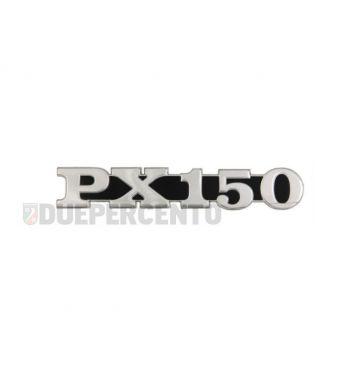 """Targhetta """"PX150"""", adesiva, per cofano Vespa PX150 2011"""