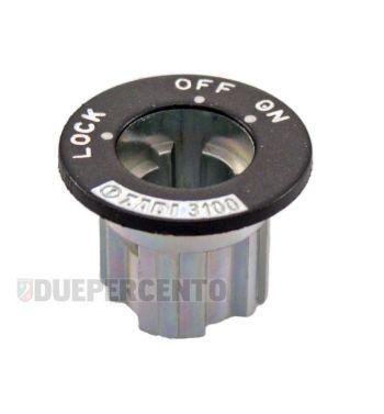 Corpo cilindretto serratura ZADI per Vespa PK/ S/ XL/ PX Lusso/ Ape FL/ FL2