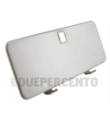 Sportellino portaoggetti lucidato SIP per Vespa P125-150X/ PX125-200E/ P150S/ P200E