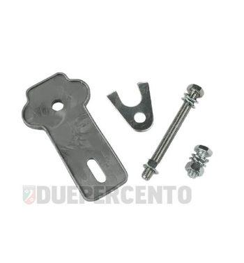 Kit di fissaggio porta ruota di scorta per Vespa 50/ 50 special/ ET3/ 125 GT/GTR/TS/GL/Sprint
