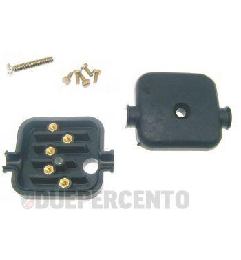 Scatola fili per Vespa 125 VNB6/ GT/ GTR/ Super/ TS/ 150 GL/ Sprint/ V./ Rally