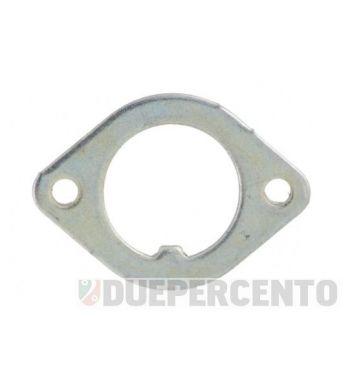 Piastrina valvola a disco rotante leva rubinetto benzina per Vespa 50/50 special/ PV/ ET3/ PK/ VNA/TS/ GT/ Sprint/ Rally/ SS180/ PX125-200