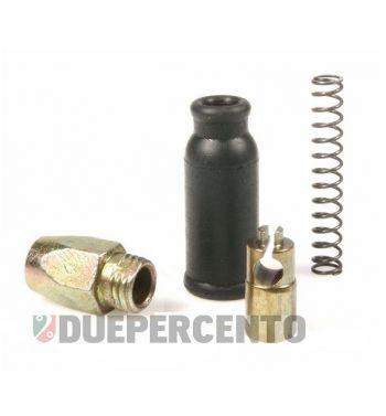 Starter DELL'ORTO per carburatore SHB 16, per Vespa V50/N/L/R/S/ Special/SR/SS/90/R/SS/125/PK50 S/XL/Elestart