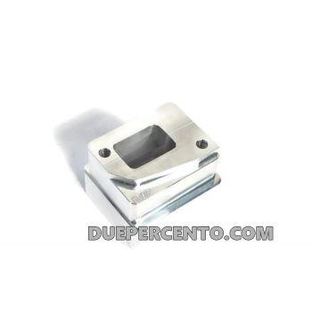 Porta pacco MRP per pacco RD350, foro di aspirazione al carter corto per Vespa PX125-200 / P200E / 180-200 Rally/ Cosa/ Sprint/ GTR / T5