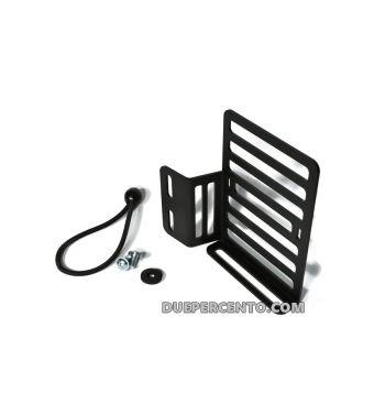 Porta flaconi - tanica MRP per retro scudo Vespa 50/ 50special/ Primavera/ GT/ GL/ Sprint/ VBA - destro