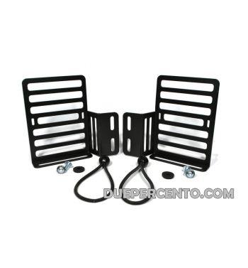 Porta flaconi - tanica MRP per retro scudo Vespa 50/ 50special/ Primavera/ GT/ GL/ Sprint/ VBA - destro e sinistro