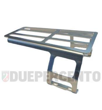 Portapacchi per pedana MRP inox per Vespa 125 VNB/ GT/GTR/Super/TS/VBA/VBB//GL/Sprint/V/Super/160 GS/180 SS/Rally