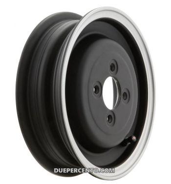 Cerchio chiuso in lega TUBELESS SIP PERFORMANCE nero bordo lucido 2.15-8 per Vespa farobasso/VBA/VBB/150 VL