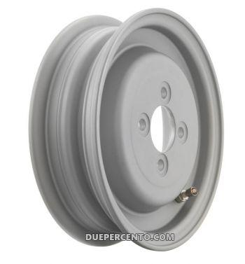 Cerchio chiuso in lega TUBELESS SIP PERFORMANCE grigio 2.15-8 per Vespa farobasso/VBA/VBB/150 VL