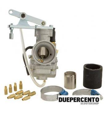 Kit carburatore SERIE PRO by STOFFI'S POLINI CP 23mm per Vespa 125 VM/VN/ACMA/150 VL/VB /VGL1