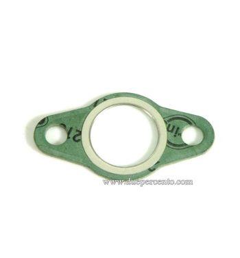 Guarnizione scarico diam. 6, per Vespa 50/ N/ L/ R/ S/ Special/ Primavera/ PK50-S/ XL/ PK50/ XL2/ FL/ HP/ N/ Rush/ Automatica