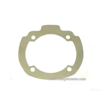 Spessore DXC base cilindro FALC - PARMAKIT d 60 - 1,0mm per Vespa 50/ 50 Special/ ET3/ Primavera/ PK