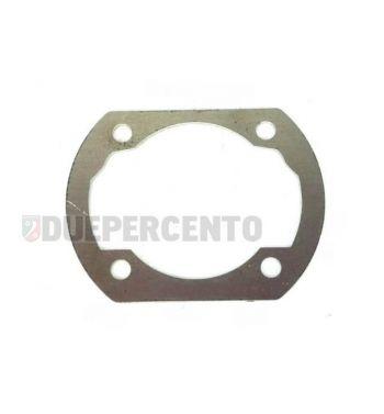 Spessore DXC base cilindro QUATTRINI d56 - 1,0mm per Vespa 50/ 50 Special/ ET3/ Primavera/ PK