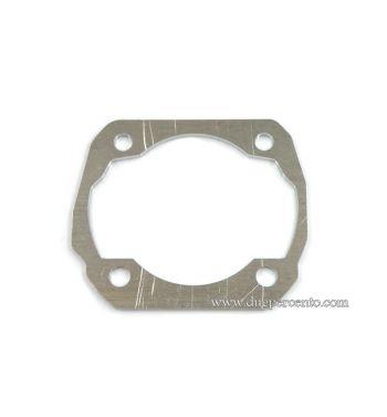 Spessore DXC base cilindro QUATTRINI d56 - 0,8mm per Vespa 50/ 50 Special/ ET3/ Primavera/ PK