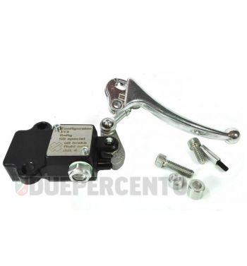 Pompa freno CRIMAZ 2.0 per manubrio Vespa 50 Special/ ET3/ Primavera/ Super/ GTR/ Sprint V/ TS/ Rally
