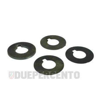 Kit distanziali 34.5x15 spessori 2,5 - 1,00 - 0,80 - 0,50mm CRIMAZ per frizione Vespa PX125-200/ P200E/ T5/ Rally/ GTR/ TS