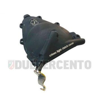 Carter frizione CRIMAZ black racing a cremagliera per Vespa PK50XL2/ FL/ HP/ PK125FL/ XL2 adatto anche per Vespa 50/ 50 Special/ ET3/ Primavera/ PK50-125