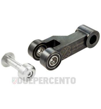 Braccio oscillante CRIMAZ in ergal per forcella Piaggio Zip SP/ ET2/ Quartz
