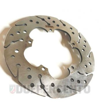 Disco freno CRIMAZ d200mm, 4,0mm per Vespa PX125-200/ ET2/ ET4/ LX/ ZIP SP