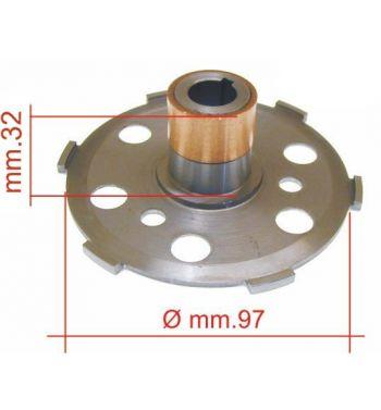 Boccolo per frizioni 6 molle ø 97mm, h 32mm per Vespa Sprint / Sprint Veloce/ Super/ GT / GTR