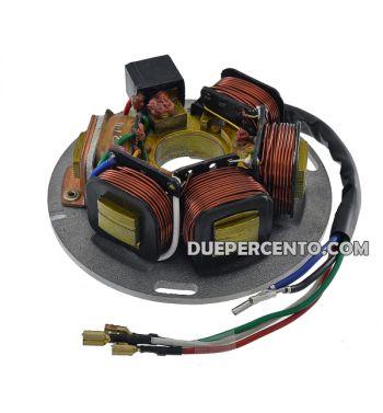 Statore 5 cavi, 5 bobine per Vespa PX125-200/ Lusso/ '98/ MY